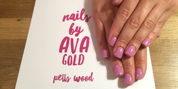 Nails by Ava  Gold
