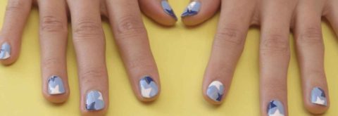 Customised Nail designs